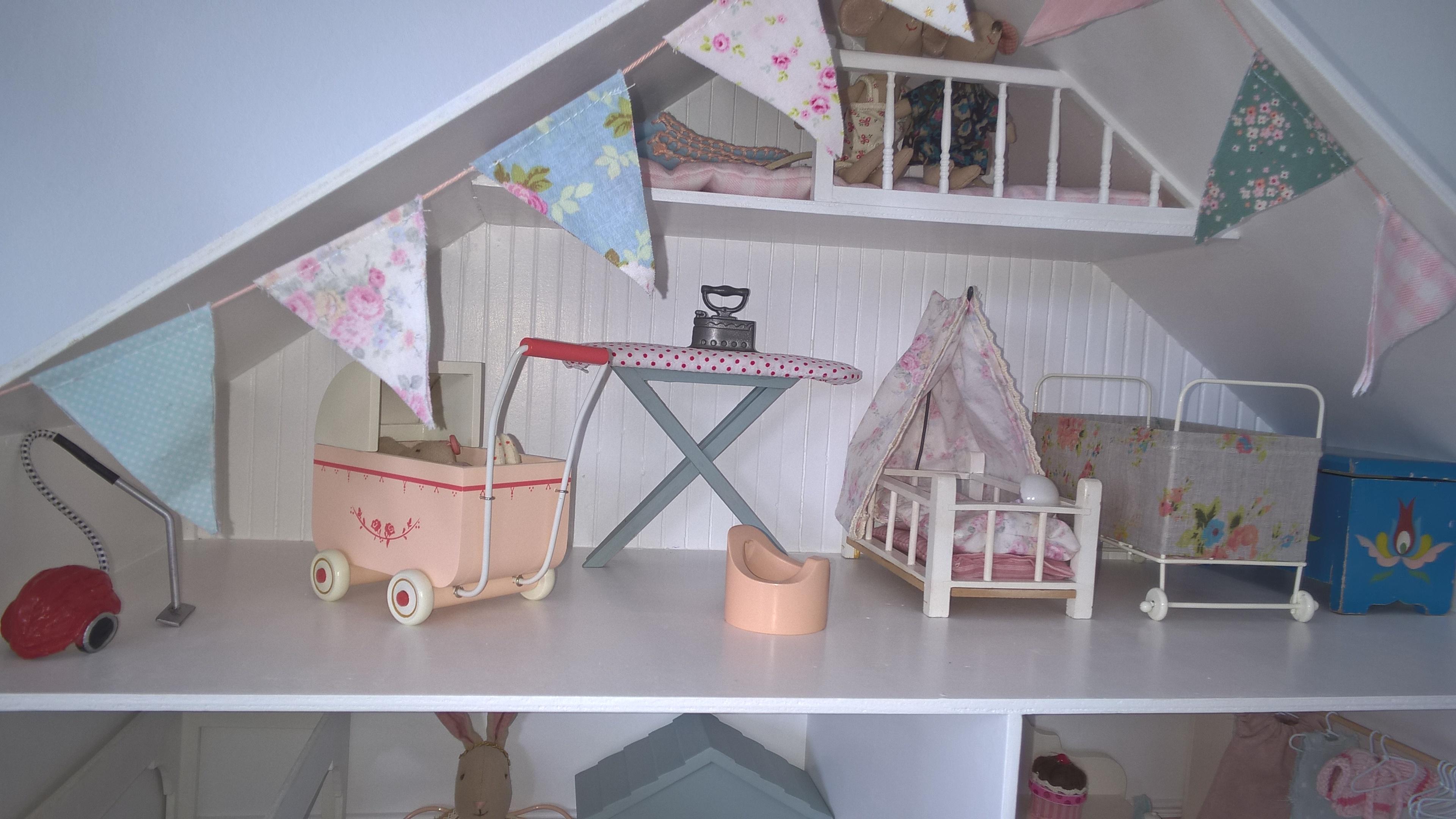 Maileg poppenhuis zelf maken