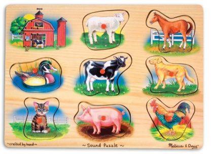 geluidpuzzel-boerderij-klassiek-melissa doug