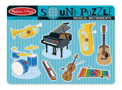 geluidpuzzel-muziekinstrimenten-melissa doug