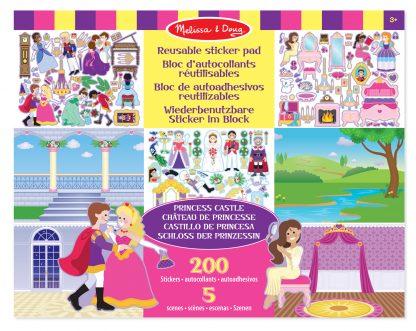 Herbruikbare Stickers Prinses Melissa&Doug
