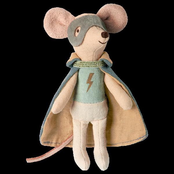 Maileg mouse guardian hero muis engel held